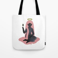 Space Girl 10 Tote Bag