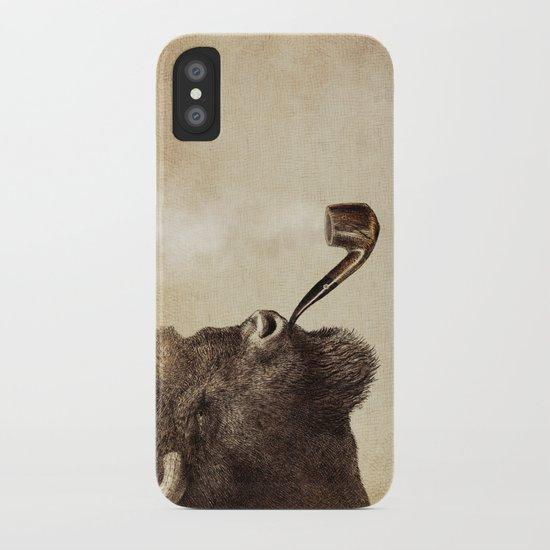 Big Smoke iPhone Case