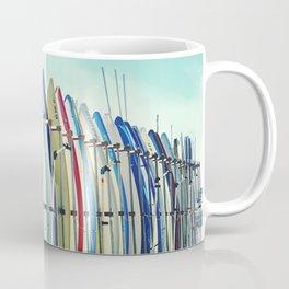 California surfboards Coffee Mug