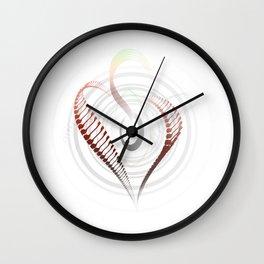 Core Phonics Wall Clock