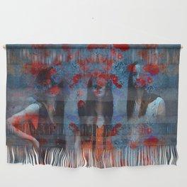 Abstract three women Wall Hanging