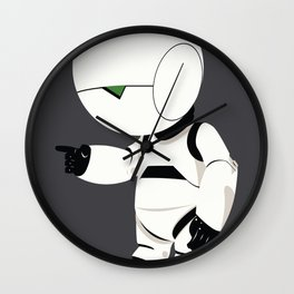 Marvin the Paranoid Android - The Hitchhiker's Guide to the Galaxy Wall Clock