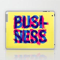 Business & Pleasure Laptop & iPad Skin