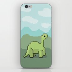 Another Pixel Dino! iPhone & iPod Skin