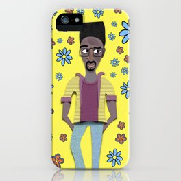 kelvin. iPhone Case