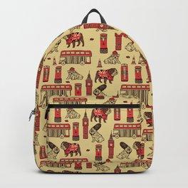 London English Bulldog Backpack