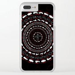 The Cumdala! Clear iPhone Case