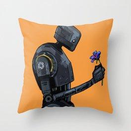 K-2SO Throw Pillow
