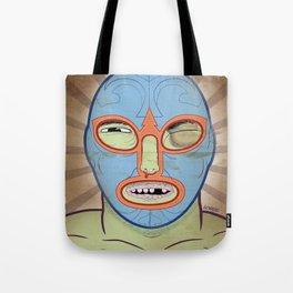 Lucha Libre Tote Bag