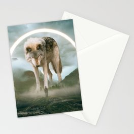 aegis | wolf Stationery Cards