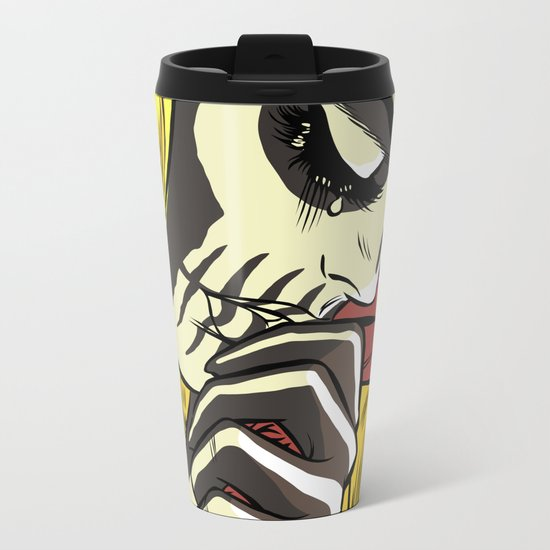 The Love Bones Metal Travel Mug