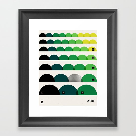 Coloradore 009 Framed Art Print