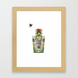 ACQUA DI PARMA: COLONIA INTENSA Framed Art Print