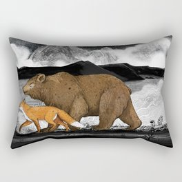 Nightwalkers Rectangular Pillow