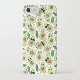 Stylish Avocados iPhone Case