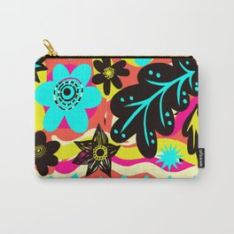Funky colors Carry-All Pouch