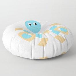 Butterfly Pattren Floor Pillow