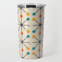 Midcentury Pattern 02 Travel Mug