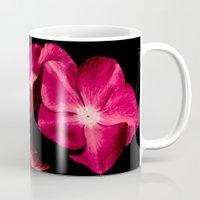 ruby Mugs featuring Ruby by Loredana