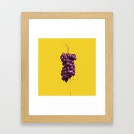 Wine Making Framed Art Print
