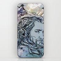 fili iPhone & iPod Skins featuring The Hobbit - Fili by lorna-ka