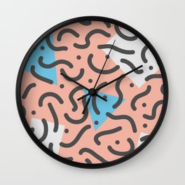 90's cool Wall Clock