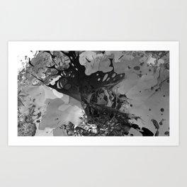 Chrysocolla (series) - 03 Art Print