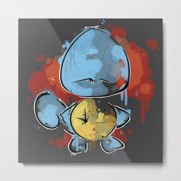 Squir color! Metal Print