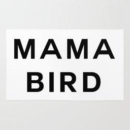 Mama Bird Rug