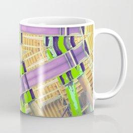 Caution: Raised Bridge Coffee Mug
