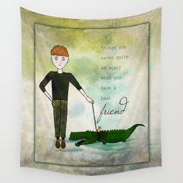 Best Friend Wall Tapestry