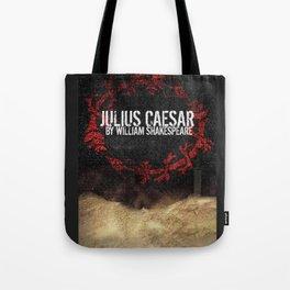 Julius Caesar by William Shakespeare, Milwaukee 2016 Tote Bag
