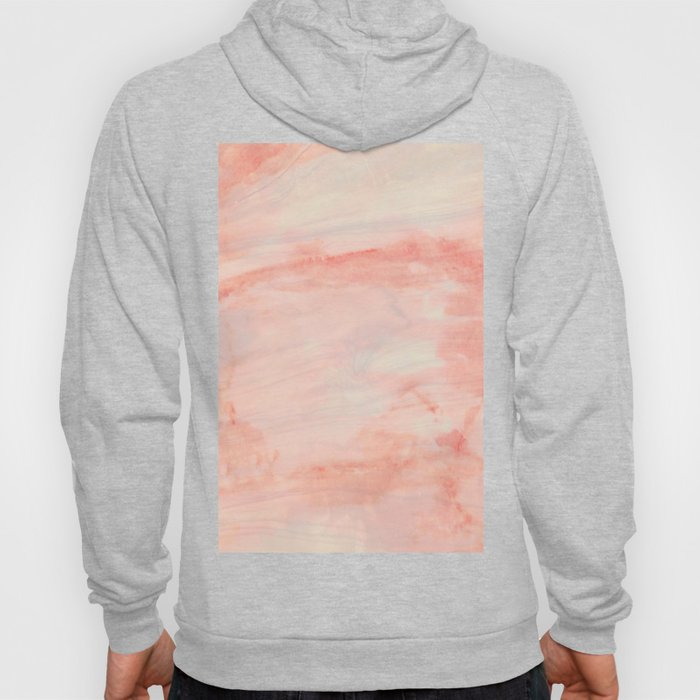 Dramaqueen - Pink Marble Poster Hoody