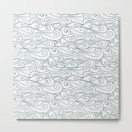 wild wind Metal Print