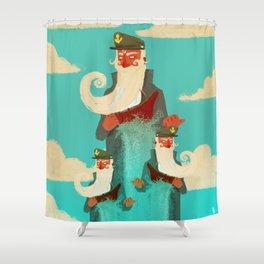 Marujo Shower Curtain