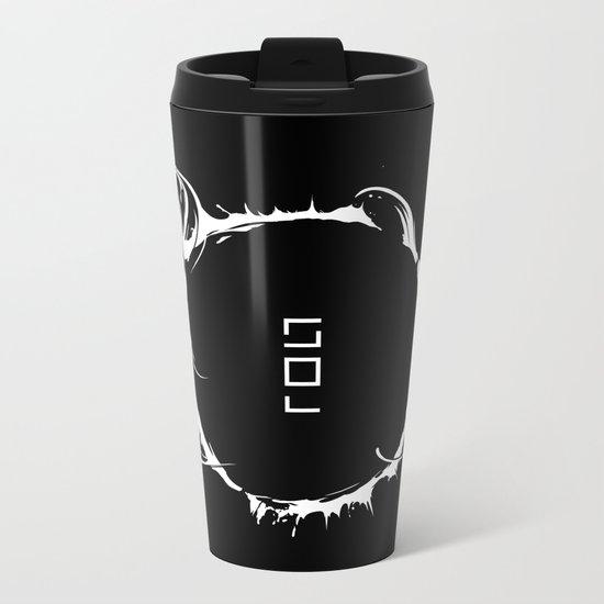 Solar Storm // SUN Metal Travel Mug