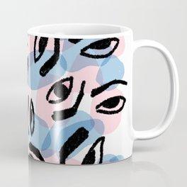 camo eyes  Coffee Mug