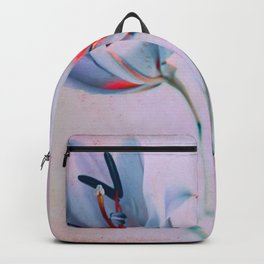The flowers of my world Backpack