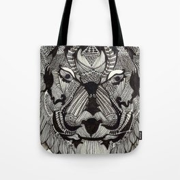 Tiger by Mieke Kristine Tote Bag