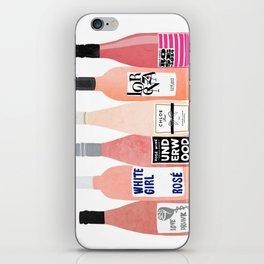 Rose Bottles iPhone Skin