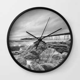 The Old Pier Wall Clock