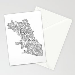 EED - Chicago Stationery Cards