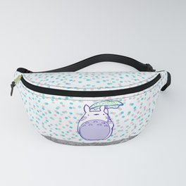Waiting for Catbus Fanny Pack
