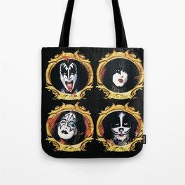 Kiss Psycho Circus Tote Bag