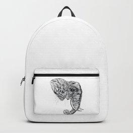 Elephant art Backpack