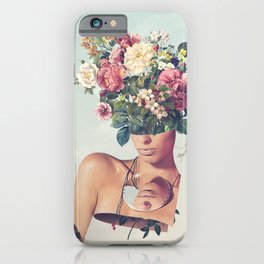 Flower-ism iPhone Case