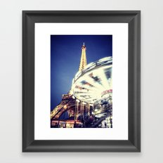 Oh hello there! Framed Art Print