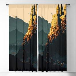 Magic Movies Blackout Curtain