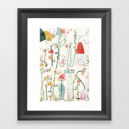 Fairytale Framed Art Print