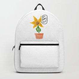 You Talkin Shit? Backpack